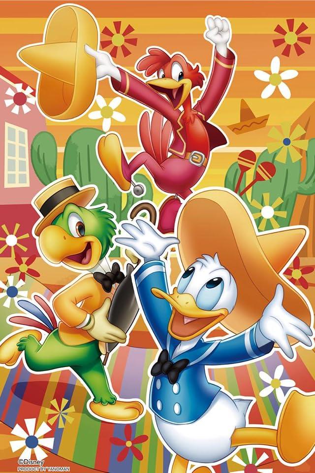 ディズニー 三人の騎士 iPhone(640×960)壁紙画像