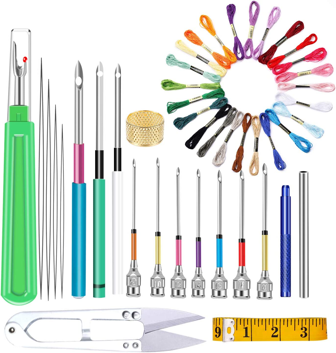 Best for experts: Punch needle kit