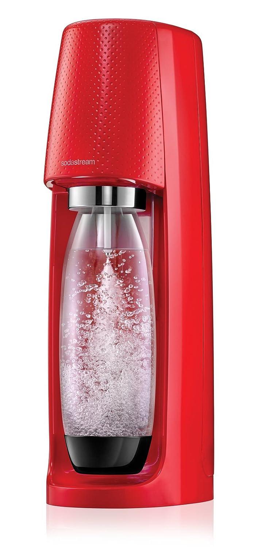 SodaStream 1011711410 De pl/ástico Blanco carbonatador De pl/ástico, Blanco, 1 L, 60 L, 125 mm, 180 mm M/áquina para soda