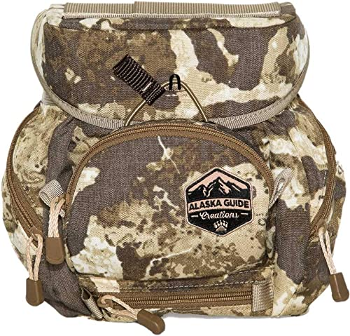 Alaska Classic HBS with M.A.X. Pocket Bino Pack 10 Color Options Binocular Harness