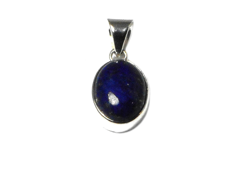 Afghanistani Lapis Lazuli Argent sterling 925/Pendentif en pierre/ / Llpt1101173