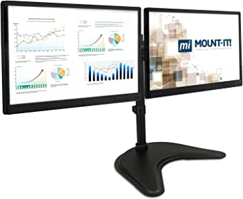"""Adjustable Monitor Desk Mount Stand Arm for 13 22 24 26 27/"""" LED LCD Flat Screen"""