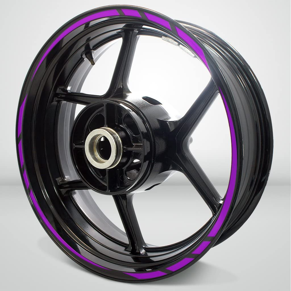 Rapid Outer Rim Liner Stripe for Yamaha YZF R1 2 Tone Amethyst