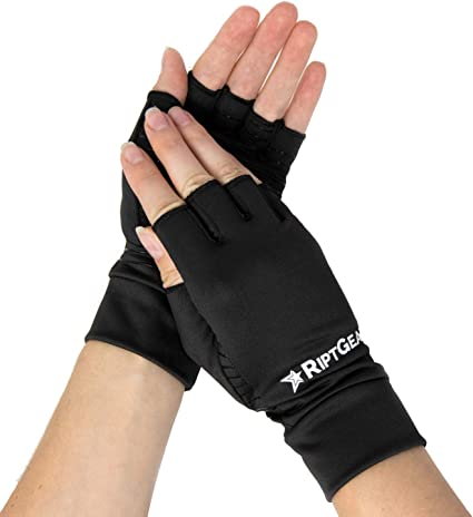 Compression Hand Support Relieve Arthritis Symptoms Copper Gloves Hand Arthritis Gloves for Men Women S Copper Arthritis Gloves Compression Gloves for Arthritis Pain Relief
