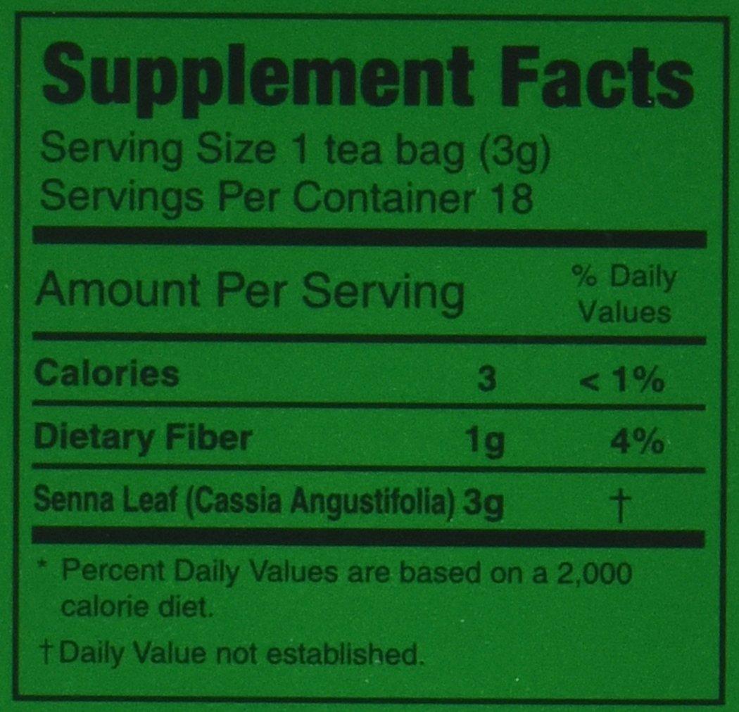 3 Ballerina Dieters Tea Extra Strength 36 Tea Bags 2 Pack