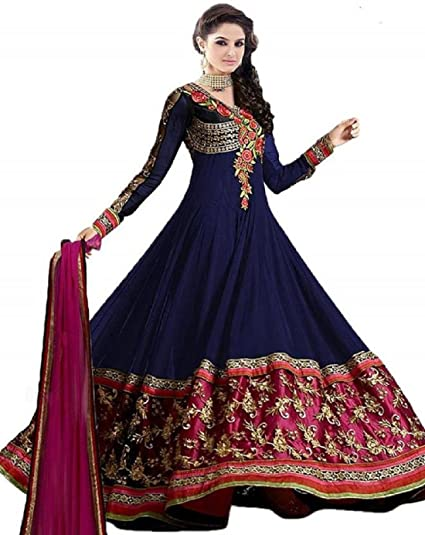 Gowns for women party wear Gown for wedding function salwar suits
