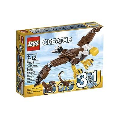 LEGO Creator Fierce Flyer 31004: Toys & Games