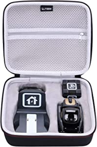 LTGEM EVA Travel Hard Case for Anki Vector Robot and All Accessories(Only Sale Case!)