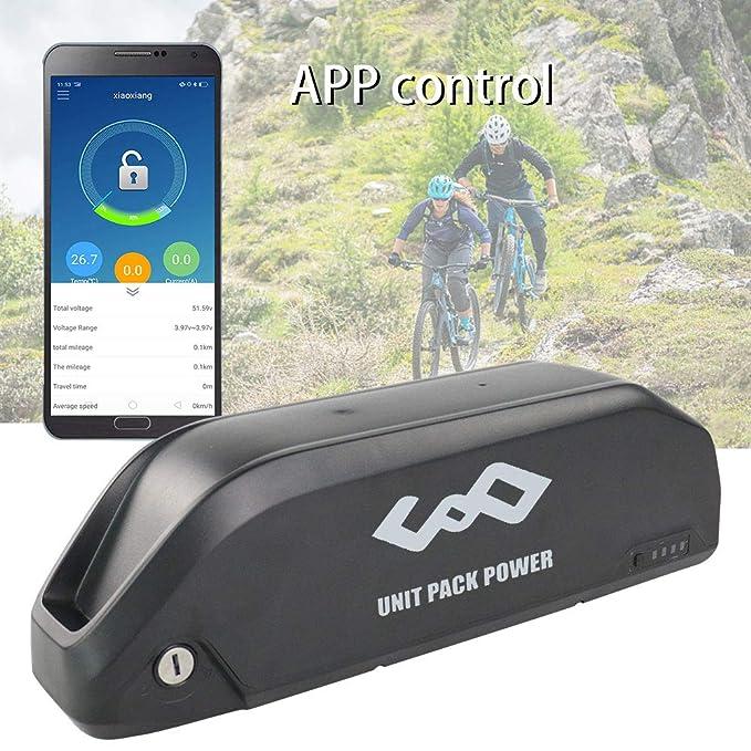 Amazon com : Hot Sale! 52V 17 5AH E-Bike Lithium Battery