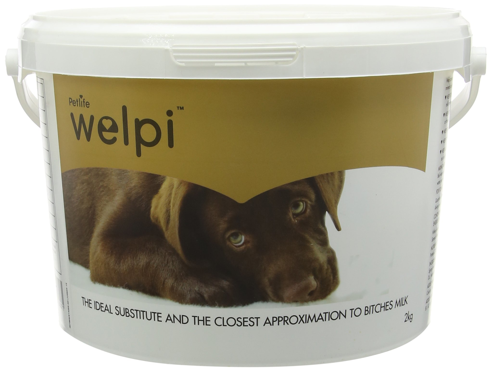 Petlife Welpi Milk Replacer And Nutritional Supplement For Dog, All Life