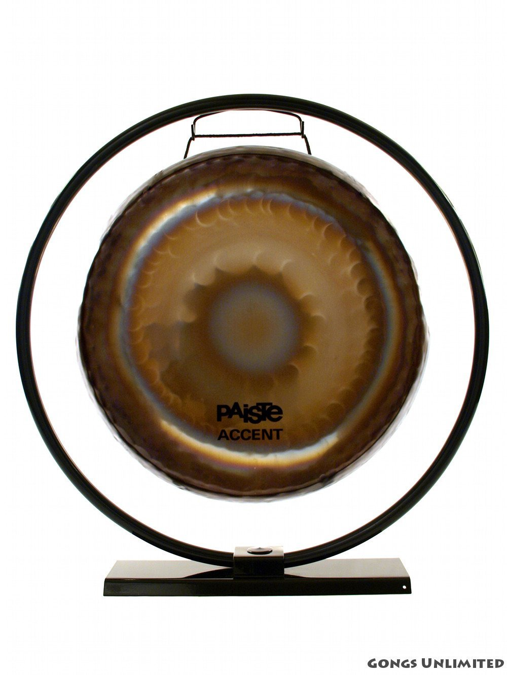 Paiste Accent Gongs on Stands