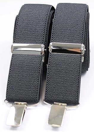 dark-grey Plain Braces