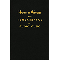 Hymns of Worship and Remembrance with audio music book cover