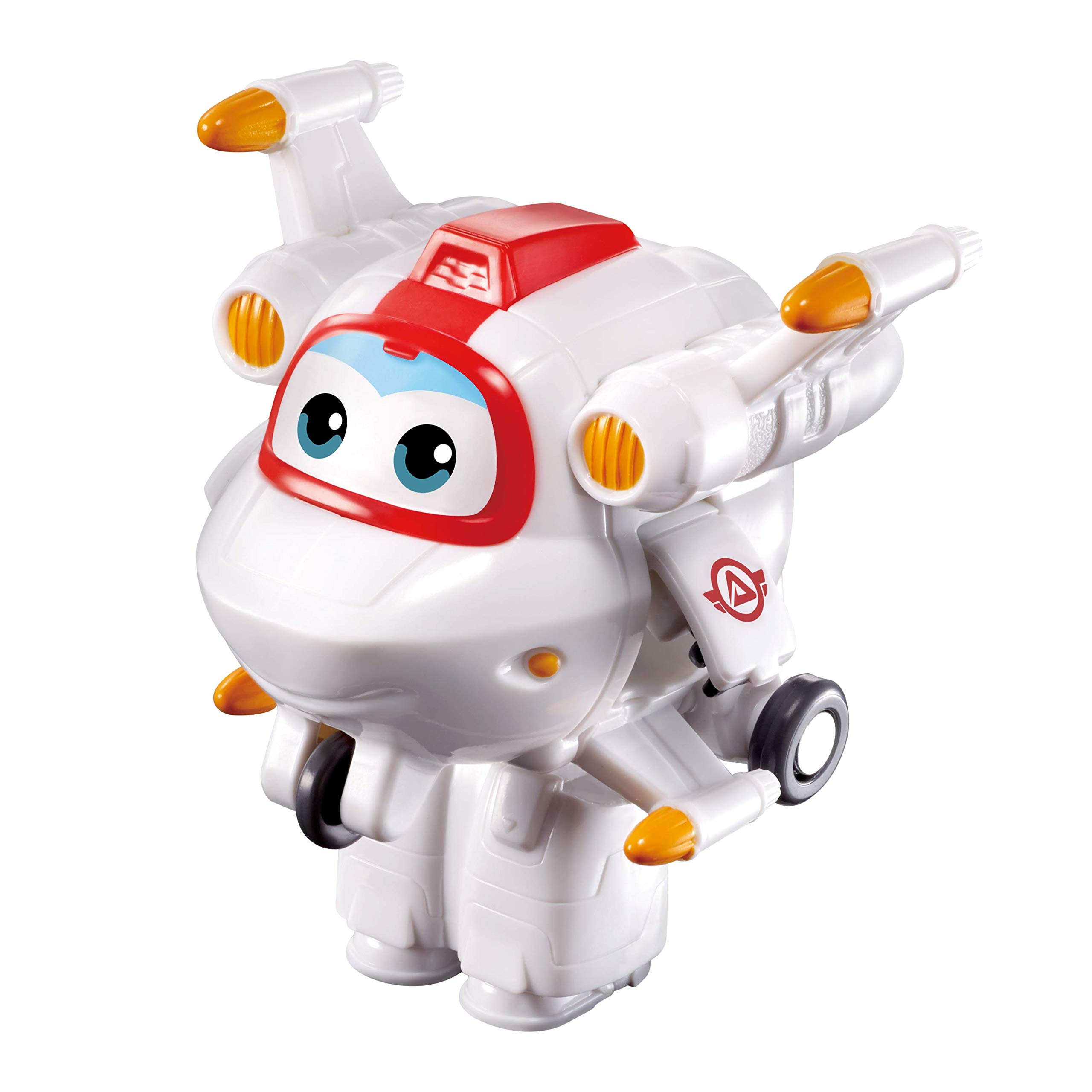 Super Wings US720040G Transforming Toy Figures, Rescue Dizzy, Zoey, Astra & Astro, 2'' Scale by Super Wings