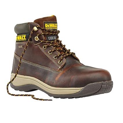 00e3915abbf DeWalt Apprentice Galactic Safety Boots Tan Size 7: Amazon.co.uk ...