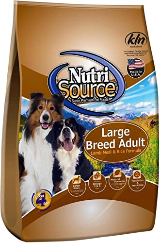 Tuffy S Nutrisource 30-Pound Chicken And Rice Formula Breed Dry Puppy Food