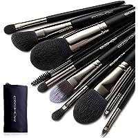 Makeup Brush Set, Eigshow Premium Makeup Brush Set Synthetic Cosmetics Foundation Powder Concealers Blending Eye Shadows…