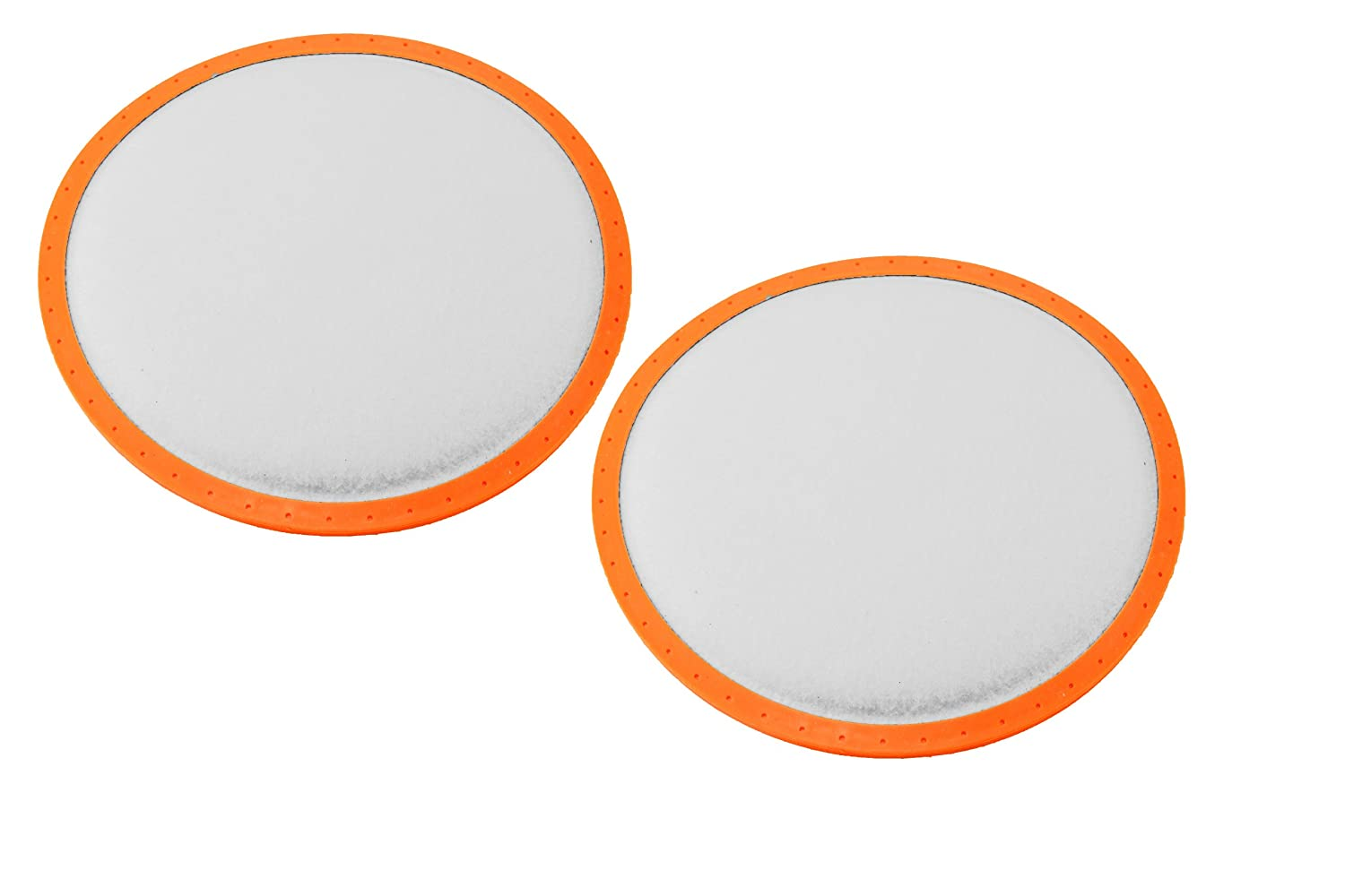 First4spares Pre Motor Type B Pad Filters for Vax Mach Air Force / Power 7 Vacuum Cleaners (Pack of 2)