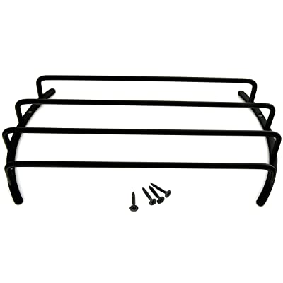 GS Power's 12 inch Bar Grille for Subwoofer and Speaker in Matte Black Finish (1 pc) Other Size Option 8 in, 10 in and 15 in. Also Available in Chrome: Electronics