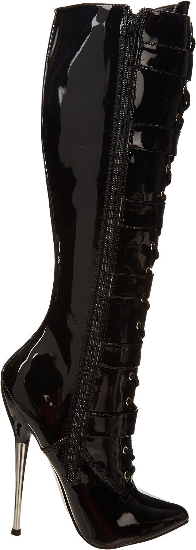 Pleaser Womens Dagger-2042 Knee-High Boot