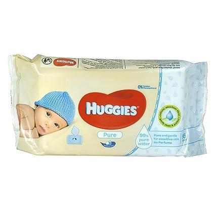 Huggies, Toallitas para Bebé - Pack de 10 x 56: Amazon.es: Salud y cuidado personal