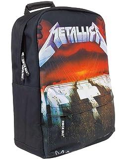 Rock Sax Metallica Sad But True Backpack: Amazon.es: Equipaje