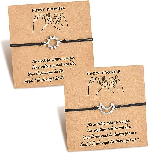 PPJew Pinky Promise Bracelet Set