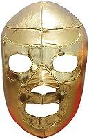 Deportes Martinez Ramses Lycra Lucha Libre Luchador Wrestling Masks Adult Size Golden
