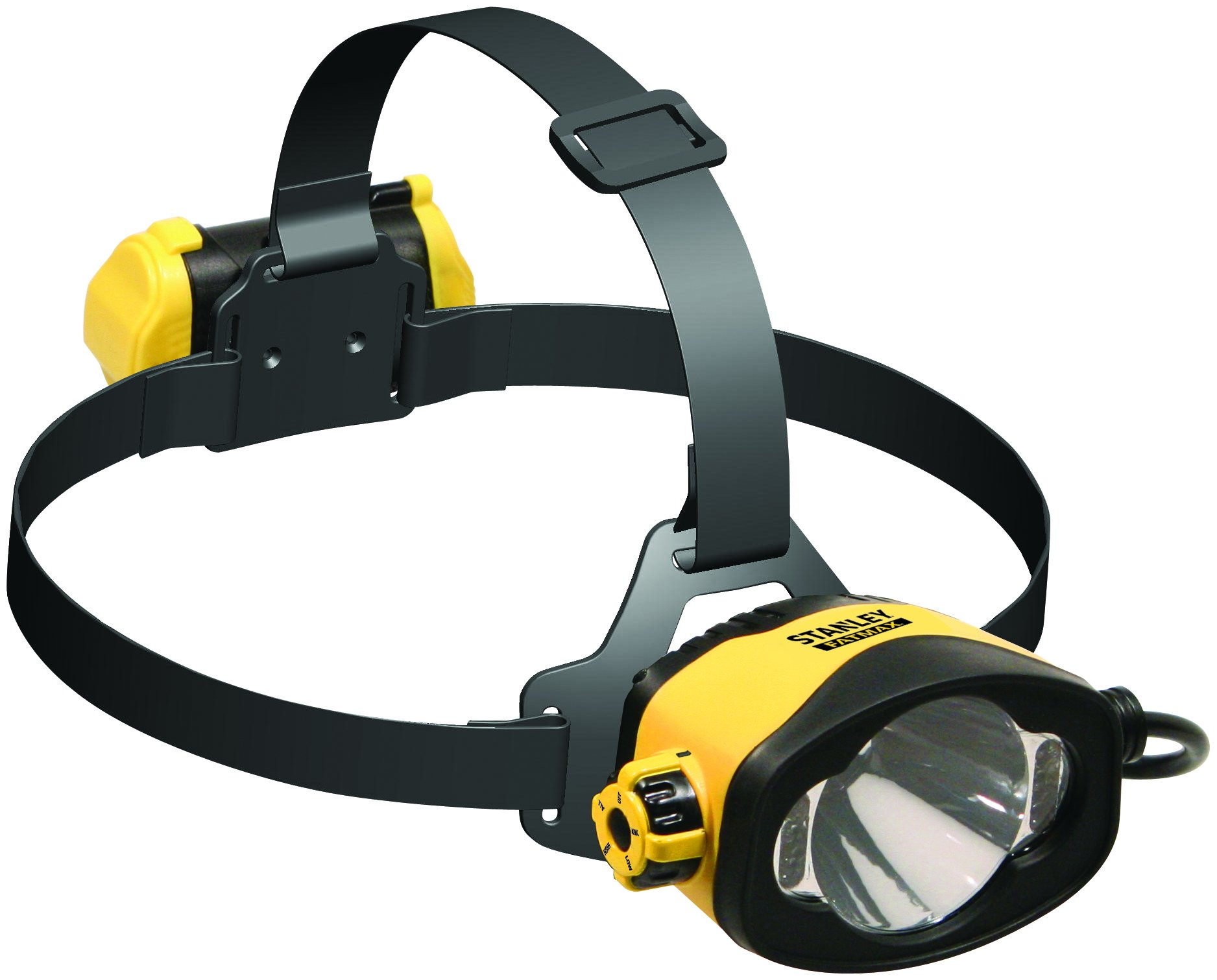 STANLEY FATMAX HLWAKS 193 Lumen LED Waterproof Headlamp by STANLEY