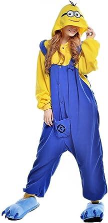 belife unisex-adult Navidad Onesie pijama Cosplay disfraces (XL ...