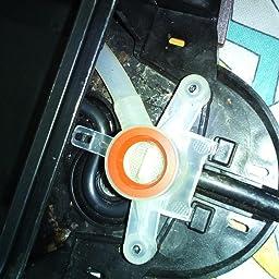 KRUPS - JOINT DE RESERVOIR POUR MACHINE A CAFE KRUPS: Amazon.es: Hogar