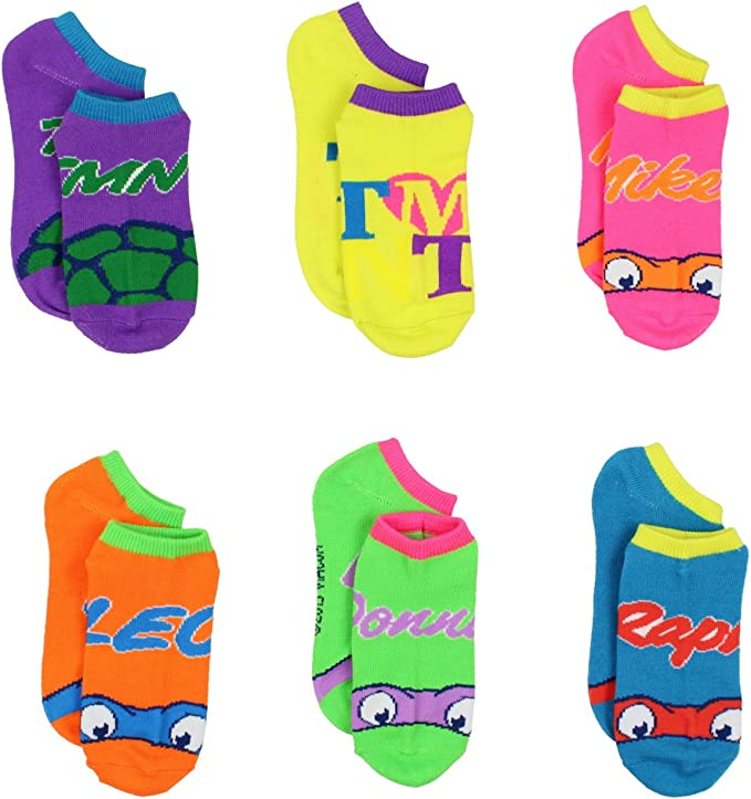 Amazon.com: TMNT Teenage Mutant Ninja Turtles Womens las ...