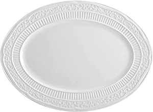 Mikasa American Countryside Oval Serving Platter, 15-Inch
