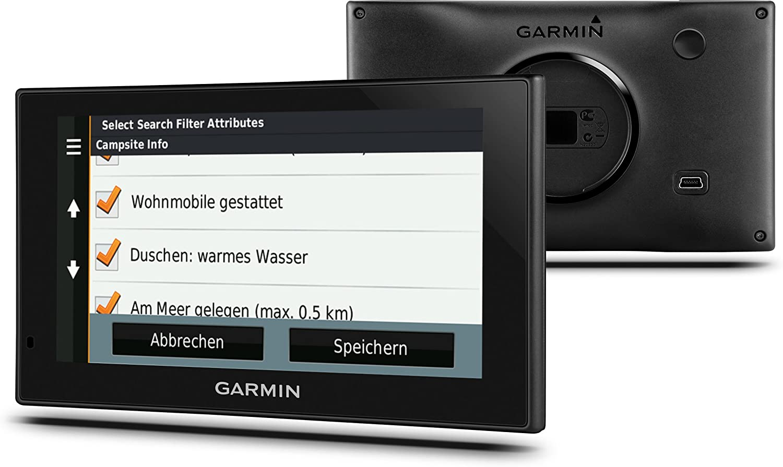 Garmin Camper 660lmt D Eu Navigationsgerät Lebenslange Elektronik