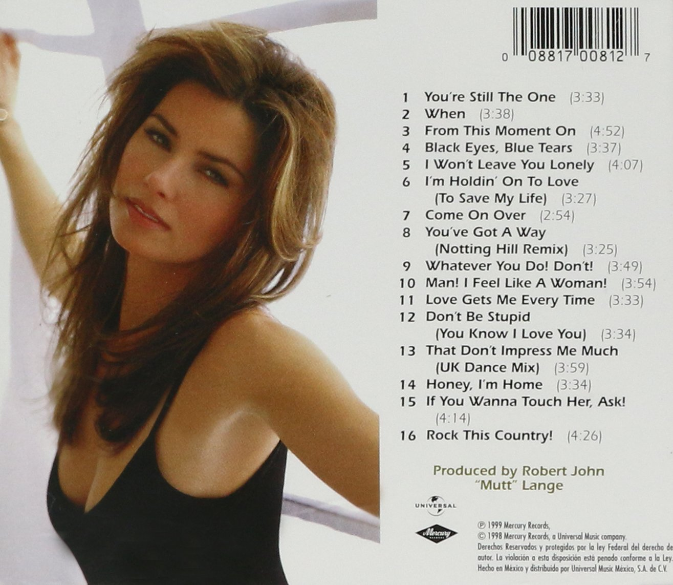 shania twain come on over album mp3 download