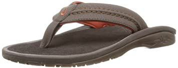 bddc2e2eb7960 Amazon.com  OLUKAI Hokua Sandal - Men s Mustang Mustand  Shoes