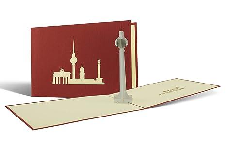Oggetti Per Ufficio Da Regalare : Buono per viaggio dopo berlino regalare berlin gita torre della