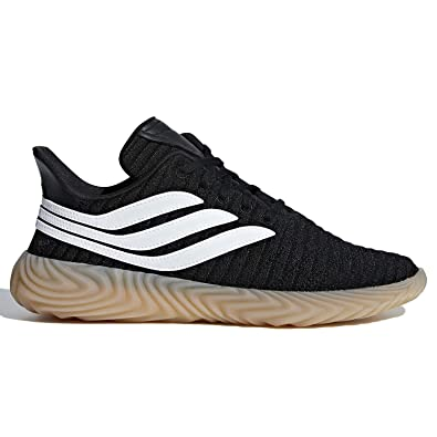 Amazon  | adidas Sobakov  Herren  Herren  in Cloud schwarz/Cloud Weiß/Gum by cbf875