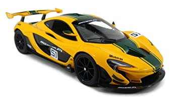 McLaren P1 GTR RC Remote Control Sport Car Model Working Lights 2.4 GHz 1:14