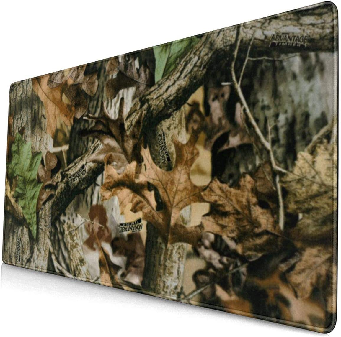 Office /& Home 29.5x15.7In Extended Gaming Mouse Pad with Stitched Edges-Free Realtree Camo Large XXL Professional Mousepad Waterproof Desk Pad Keyboard Mat with Non-Slip Base for Work /& Gaming
