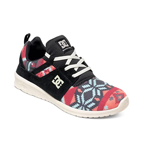 DC Shoes Heathrow SE - Zapatillas Bajas, para Mujer, Color Negro, Talla 37: DC Shoes: Amazon.es: Zapatos y complementos