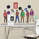 RoomMates RMK2135SCS 1-Direction Peel and Stick Wall Decal