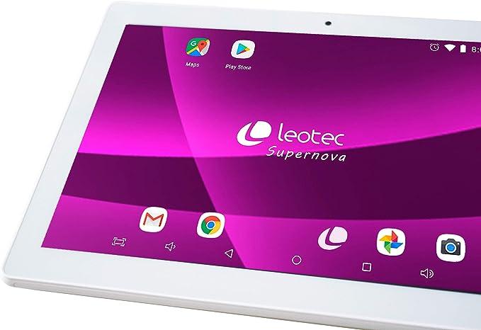 LEOTEC SuperNova Qi32 - Tablet de 10.1