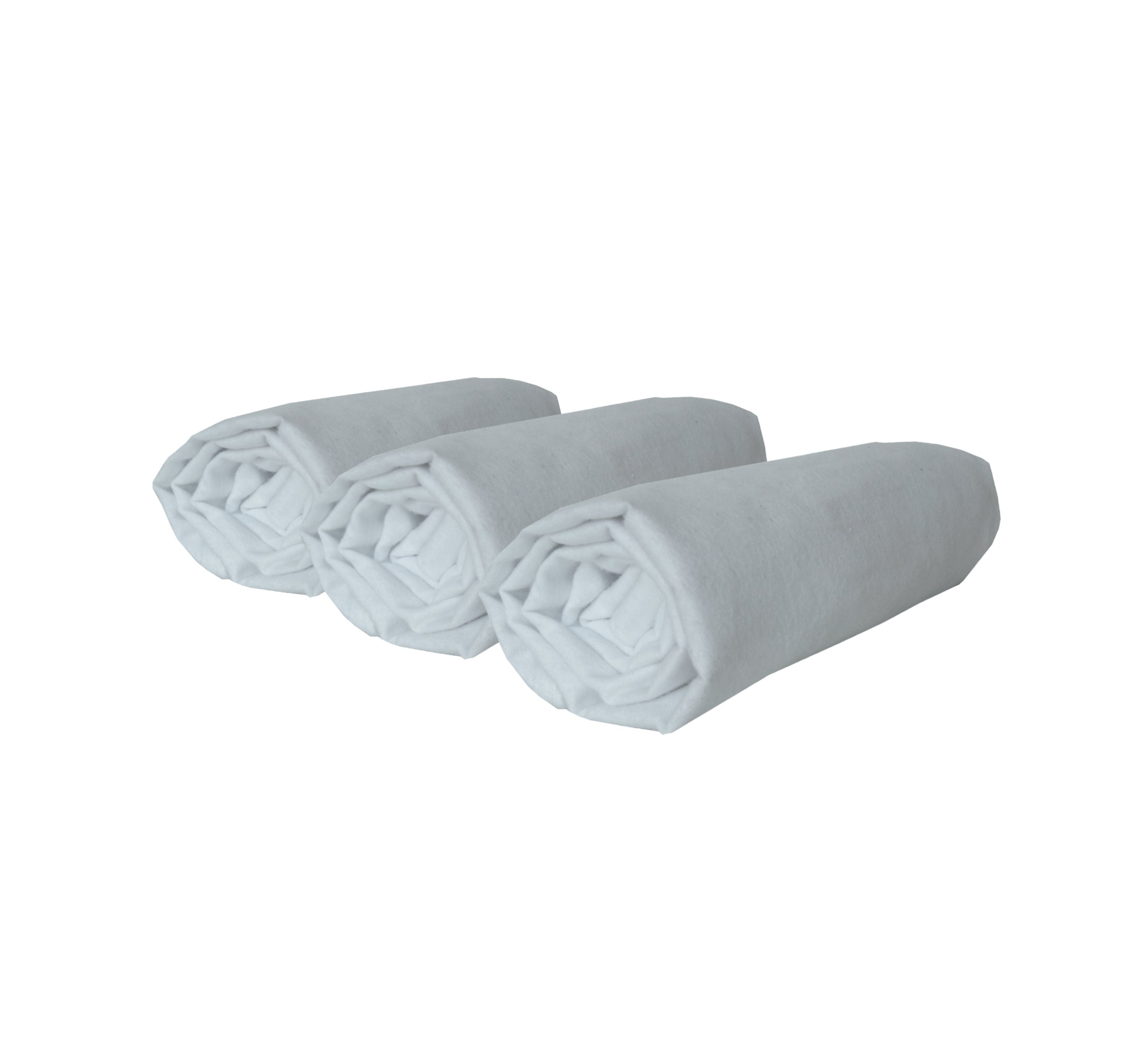 Phil & Teds Peanut Baby Carrier & Bassinet Cotton Sheet Set - 3 Pack