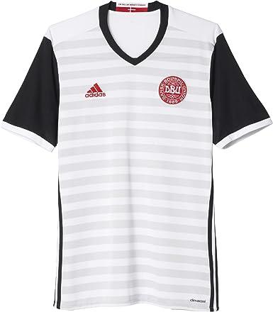 adidas 2ª Equipación Selección de Fútbol de Dinamarca - Camiseta ...