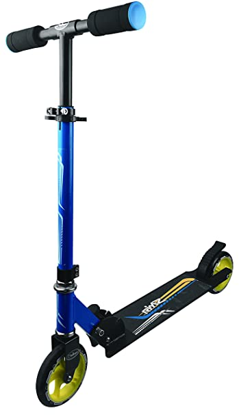 Bollinger Scooter 145, Unisex niños, Azul, Talla Única