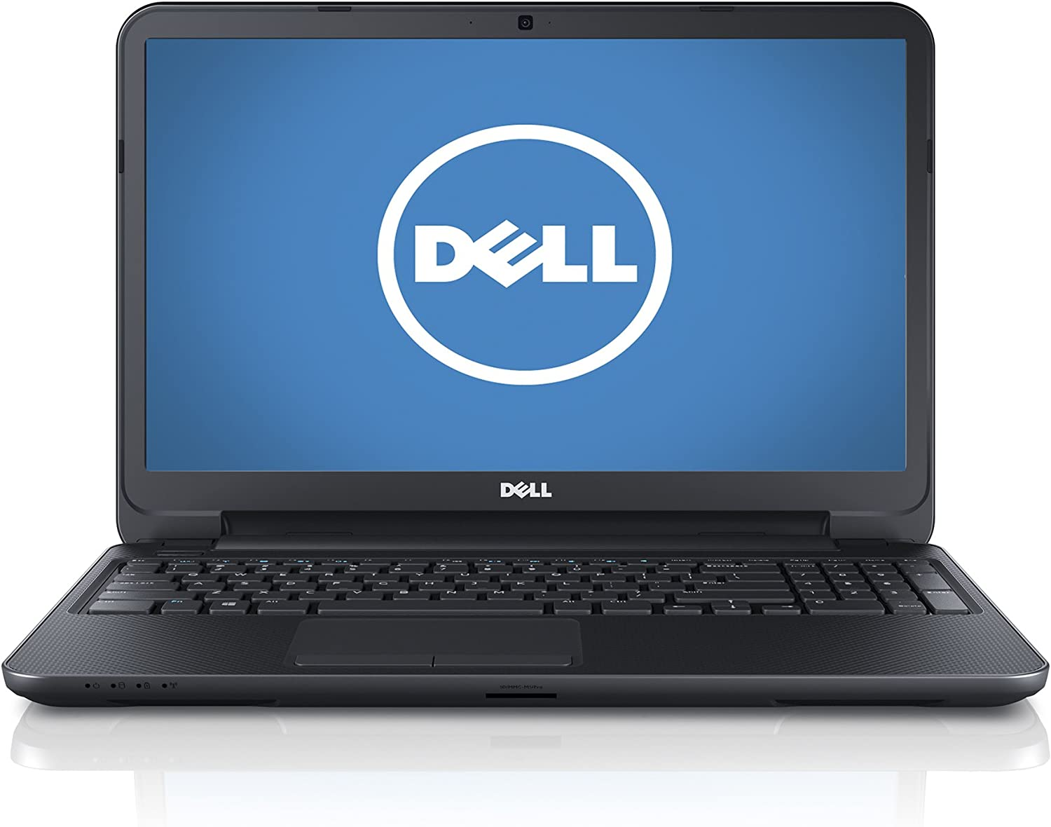 Dell Inspiron 15-3521 Intel Pentium 2127U 4GB RAM 250GB HDD Win 10 Home Webcam