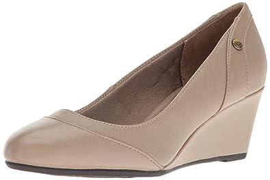 805544c9e2 Amazon.com | LifeStride Women's Dreams Wedge Pump | Shoes