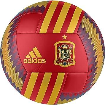 Balón de la Selección Española de Fútbol - Mundial de Rusia 2018: Amazon.es: Deportes y aire libre