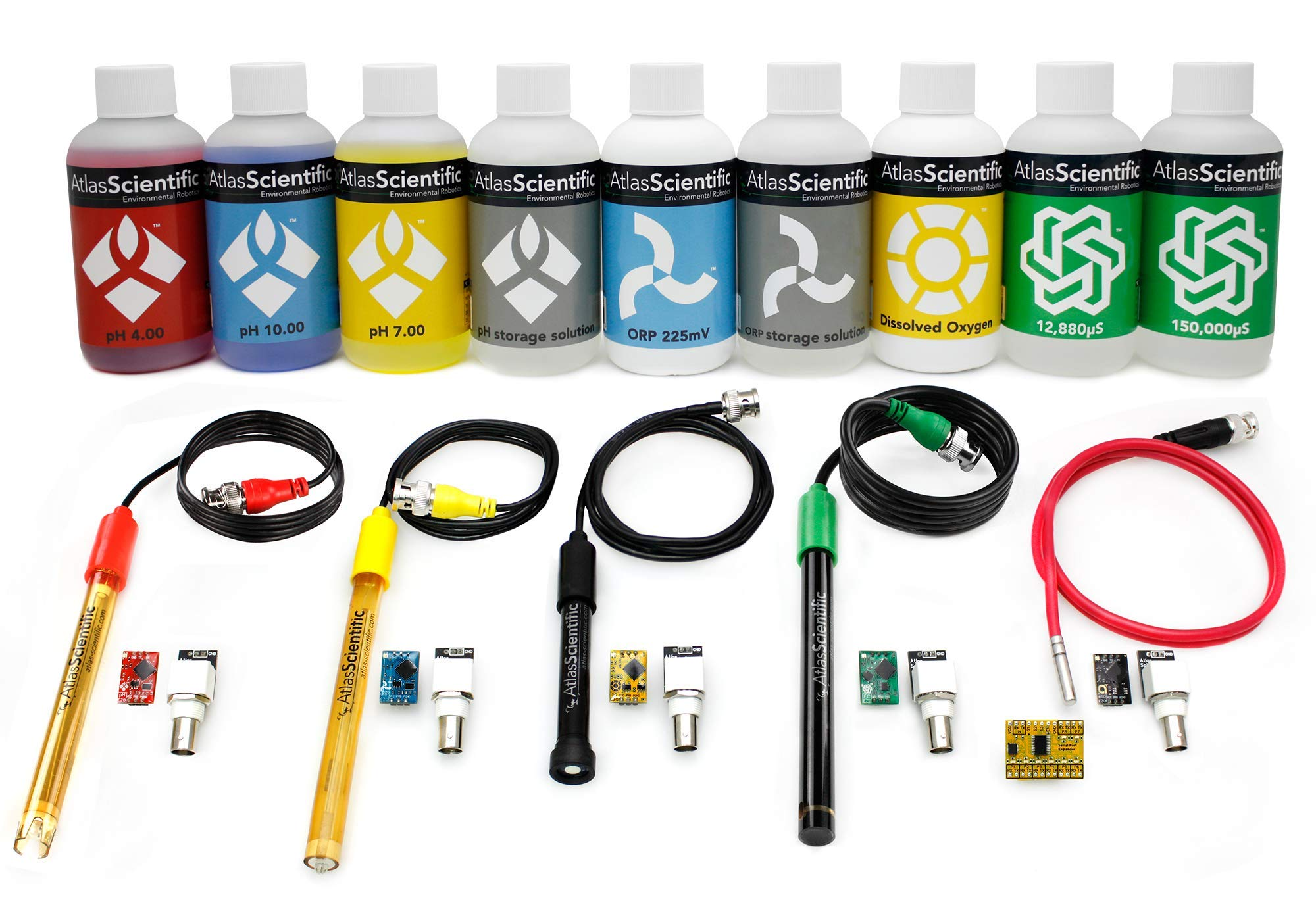 Atlas Scientific ENV-SDS Kit (Full Water Monitoring Kit) (K 1.0)